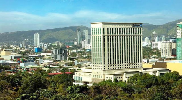 The Radisson Blu Cebu