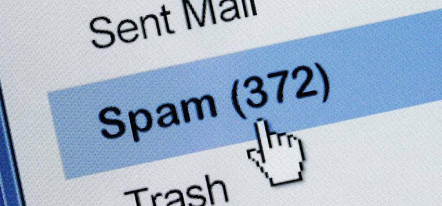 mail spam