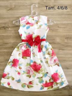Fornecedor de vestido infantil