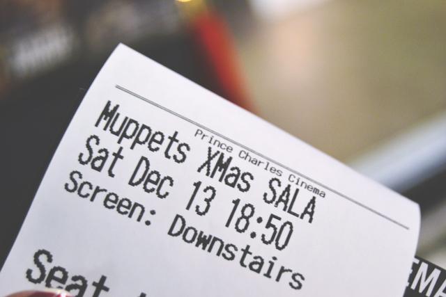 Muppets Christmas Carol Prince Charles Cinema