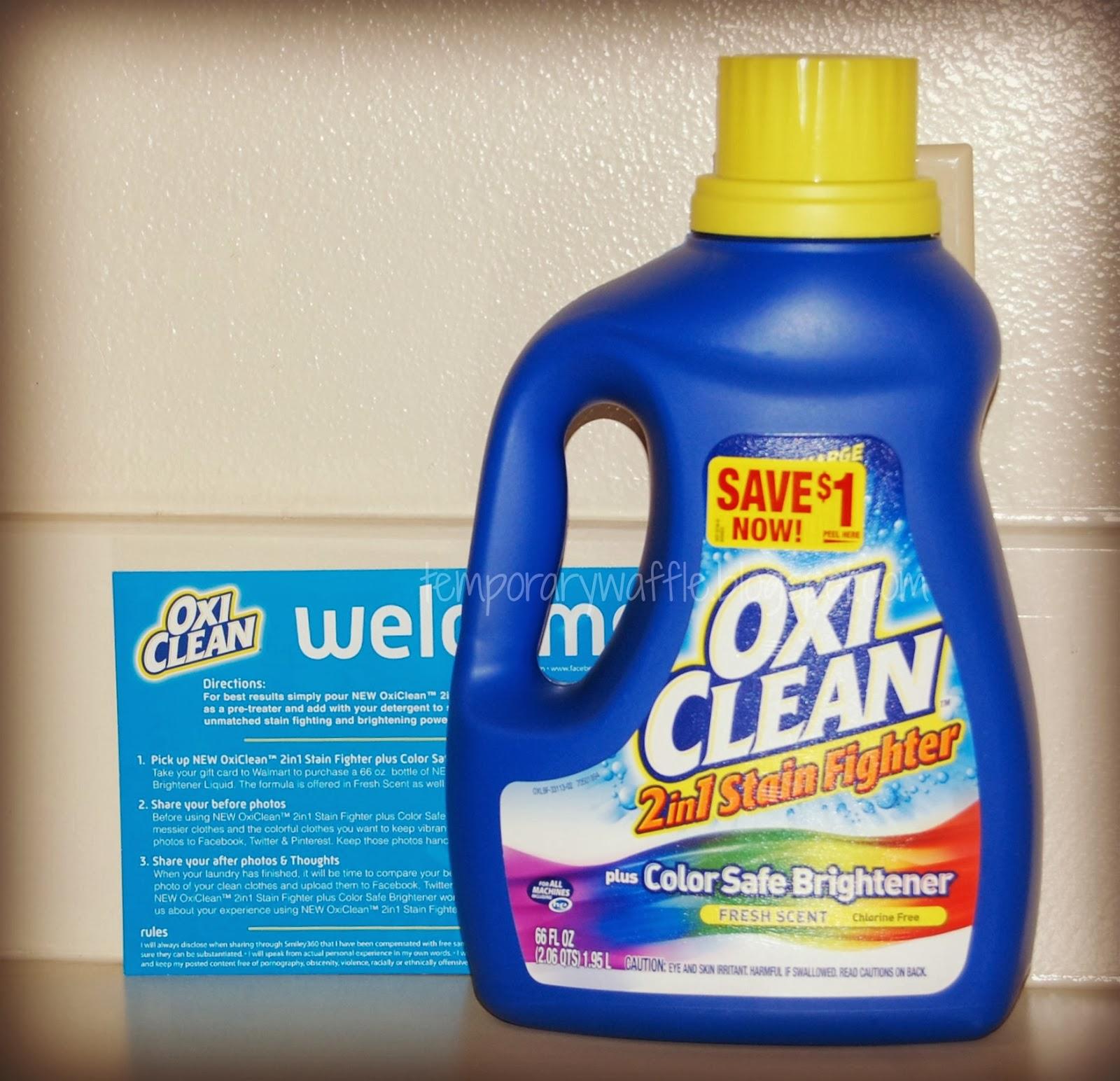 Fresh N Clean Oxy Vs Nature S Miracle