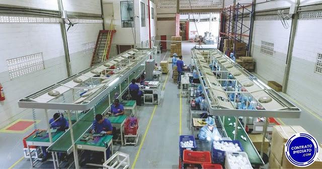 auxiliar de produção - cic