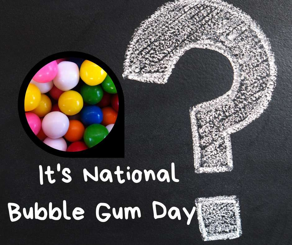 National Bubble Gum Day Wishes Lovely Pics