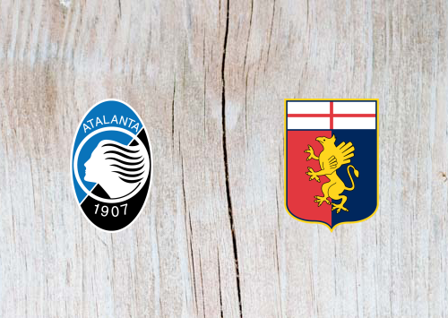 Atalanta vs Genoa - Highlights 11 May 2019