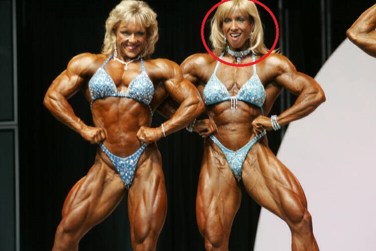 Betty Pariso professional female bodybuilder