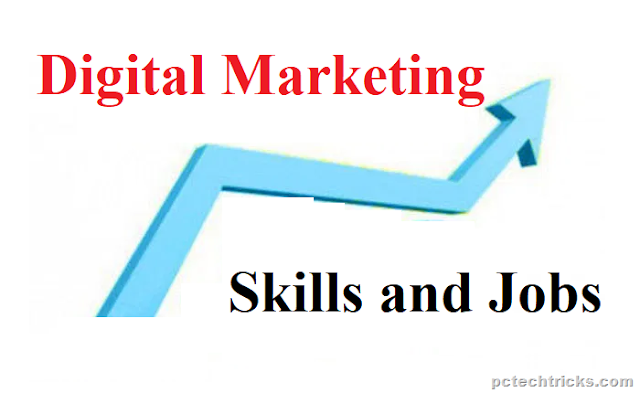 Highest Paid Digital Marketing Skills and Jobs