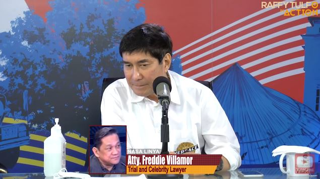 Atty. Freddie Villamor said the Gregorio family is seeking P70 million in damages