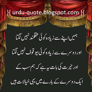 Urdu Lovely Quotes 9