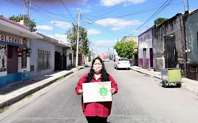 Mérida necesita urgentemente un cambio radical en las políticas públicas: Ninive Zuñiga Zetina