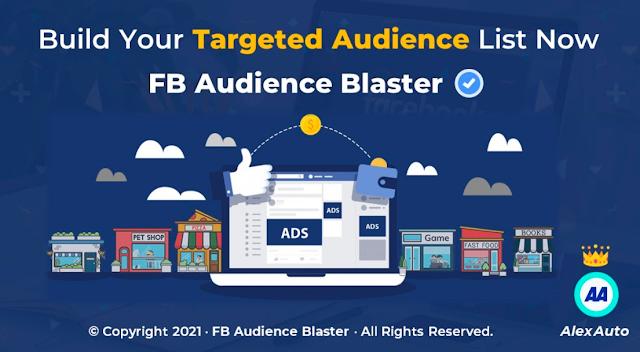 facebook audience blaster