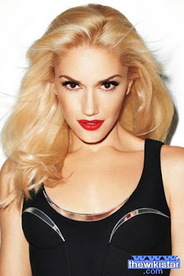 Gwen Stefani, pop singer, R & B an Italian American, was born on October 3, 1969 in California.