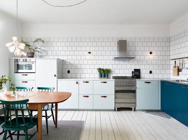 IKEA Küche im neuen Kleid - markantes Design von Superfront