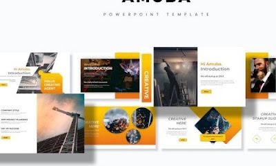 PowerPoint-Template-Amuba