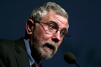 Paul Krugman warned that President Barack Obama's signature climate policy could be derailed if Republicans retain control of the Senate. (Credit: Nurphoto / Getty Images) Click to Enlarge.