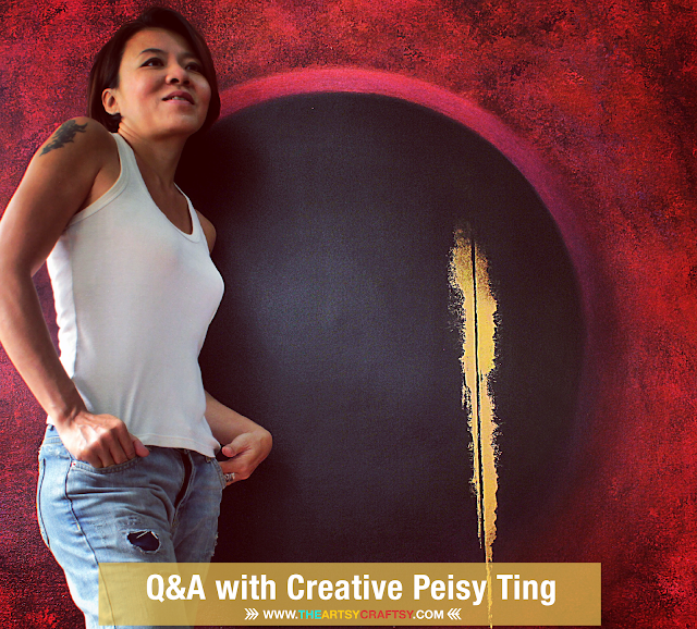 Q&A with Creative Visual Artist Peisy Ting