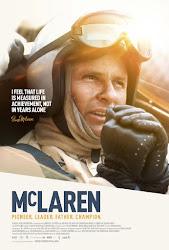 McLaren: La Carrera de un Campeón / La Inspiradora Historia de Bruce McLaren Poster