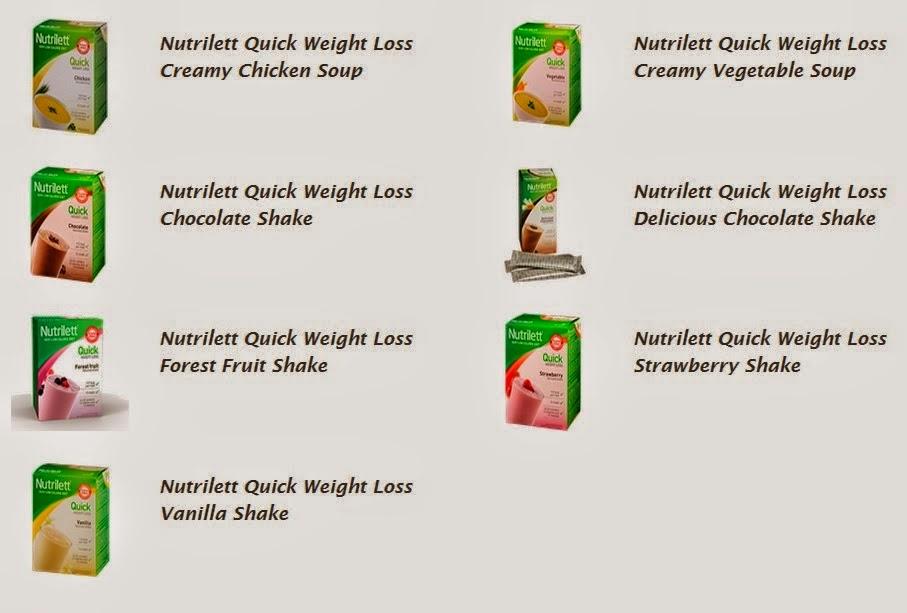 nutrilett start now 3 dagars diet