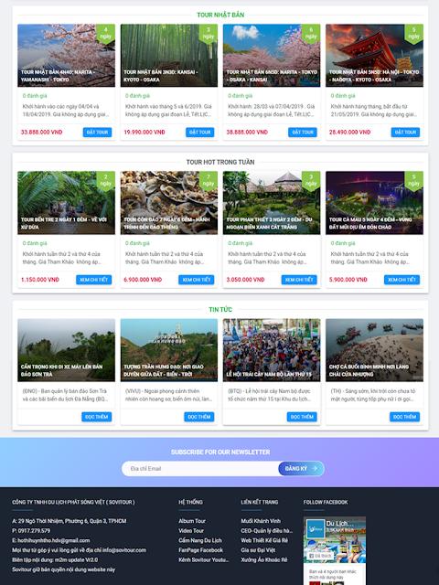 Dự án du lịch Sóng Việt nâng cấp cho khách hàng thân thiết - Ảnh 2