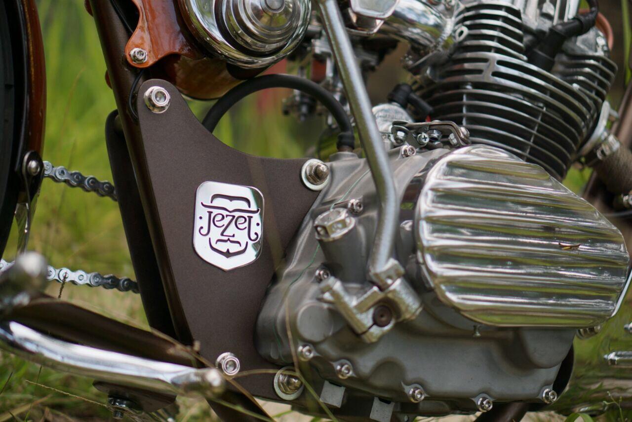 Jezel Motor custom salatiga