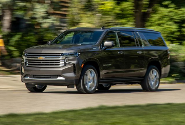 What Makes 2021 Chevrolet Suburban a Worthy Full-Size SUV