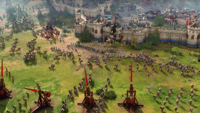 Age Of Empire IV, les infos !
