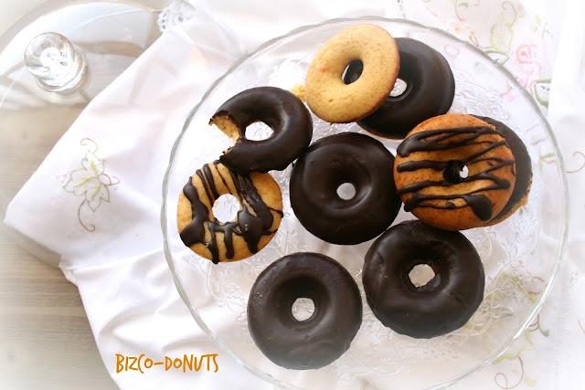 Bizco-donuts,donuts de bizcocho
