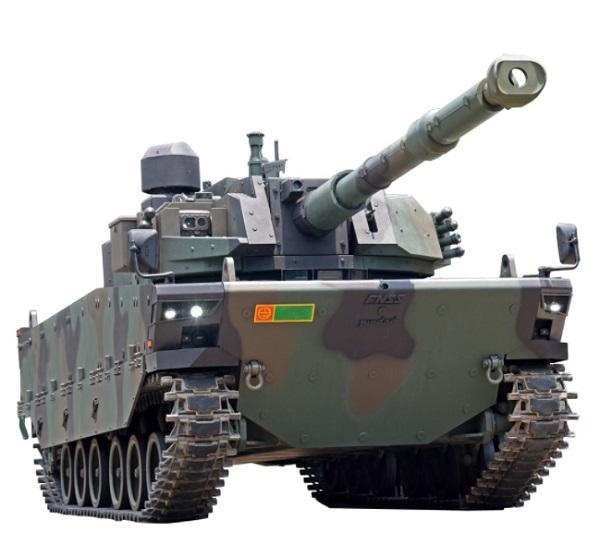 Harimau Medium Tank