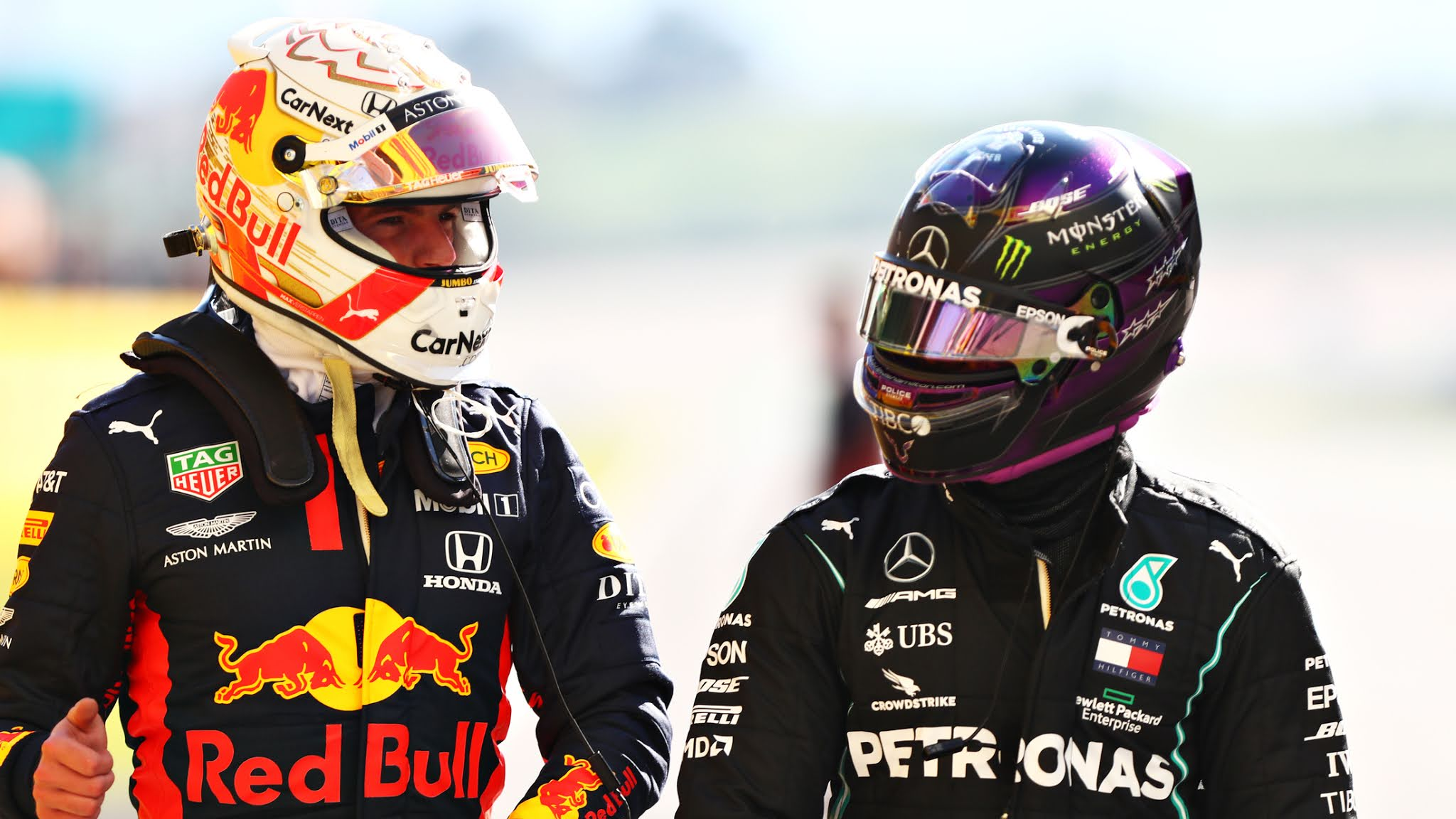 Hamilton pode revidar contra Verstappen em Portugal