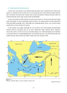 10. Sınıf Coğrafya Ders Kitabı Cevapları Gün Yayınları Sayfa 21