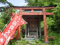 浄光明寺稲荷社