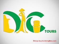 Logo DC Tours - Công ty du lịch