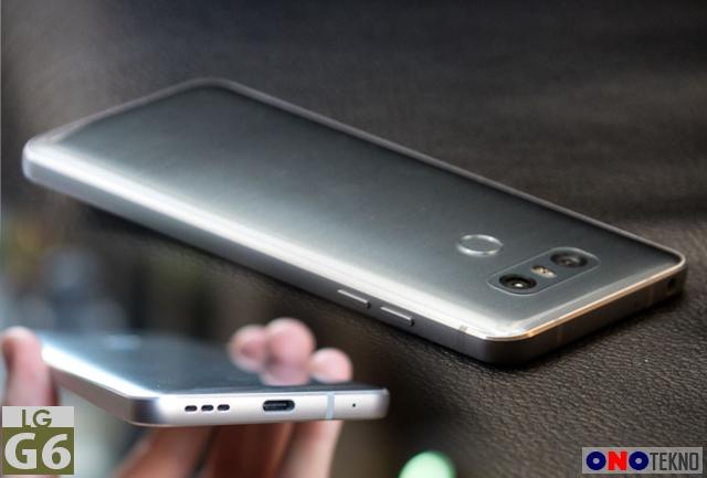 Desain LG G6 full metal dan kaca, image source : androidcentral.com