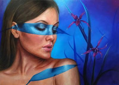 Pintura realizada por ICAT