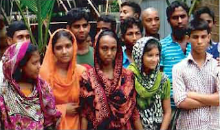 Adolescence and Some (Related) Problems in Bangladesh