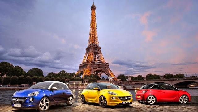 Viagem de carro de Paris à Bruxelas
