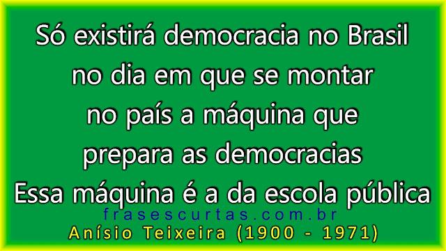 Frases Famosas sobre o Brasil