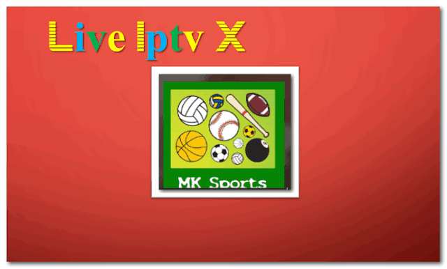MK Sports live tv addons