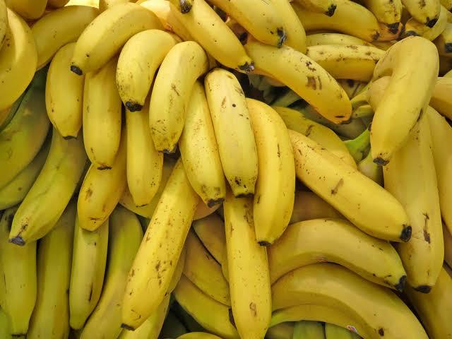 pisang buah populer