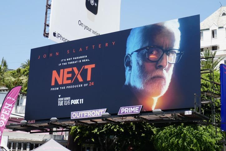 Next series premiere billboard
