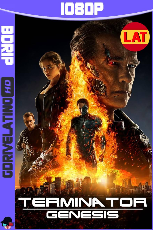 Terminator Génesis (2015) BDRip 1080p Latino-Ingles MKV