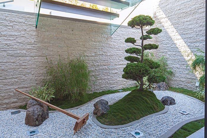 dünyanın en güzel evinin hobi bahçesi