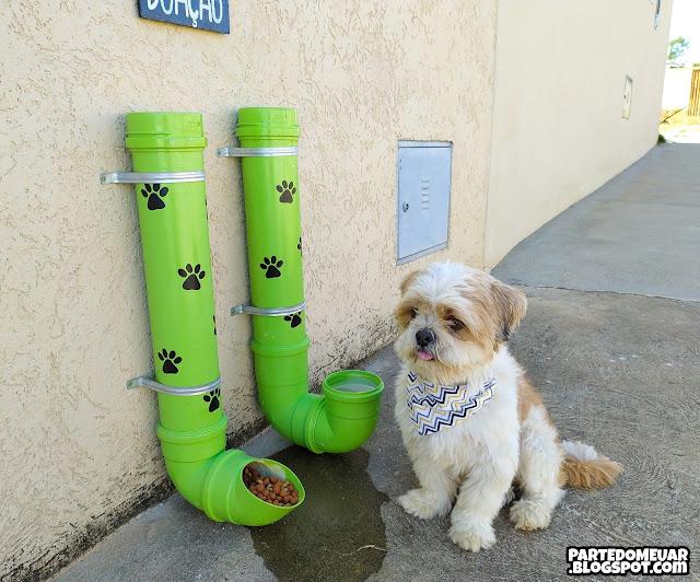 comedouro cachorro automatico