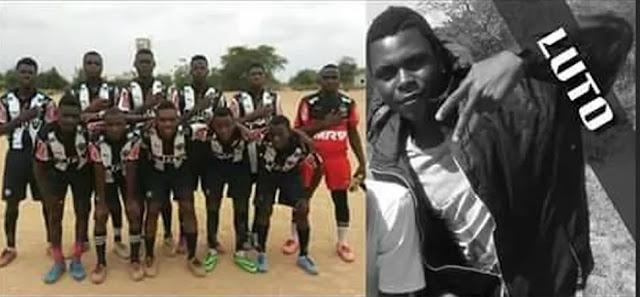 Alvo de ataque de crocodilo, jogador morre após treino em Moçambique