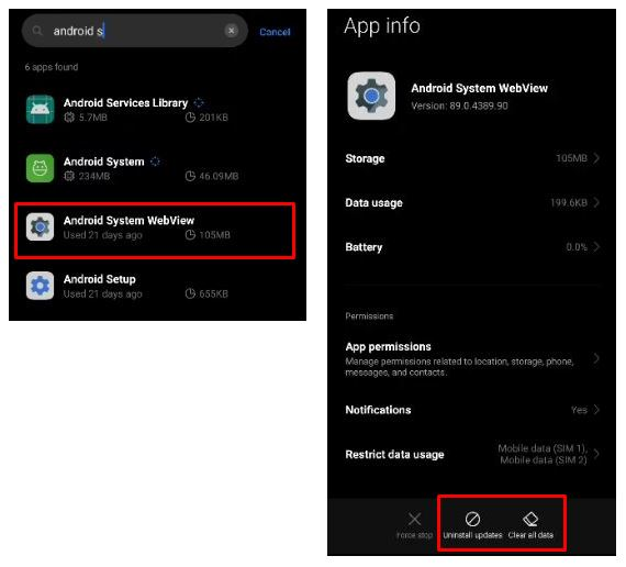 "Cara Mudah Mengatasi ""MSA Keeps Stopping"" di Xiaomi"