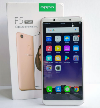 Cara Flash SmartPhone Oppo F5 Youth Menggunakan SP FlashTool Dengan Cepat Dan Mudah