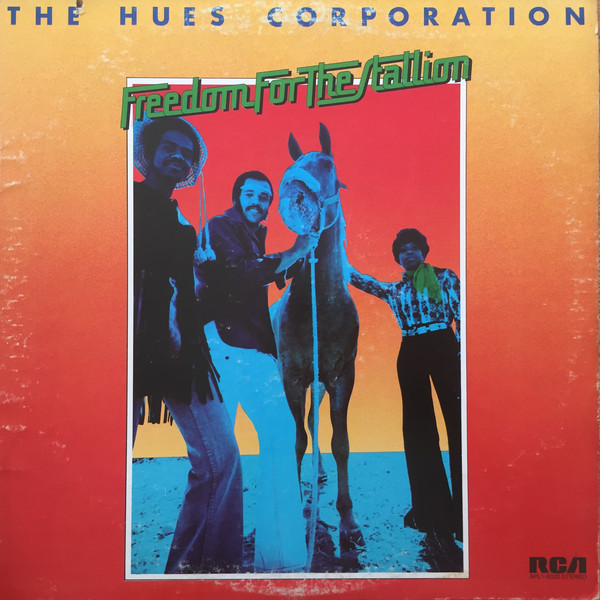 Mood du jour Rock the Boat The Hues Corporation