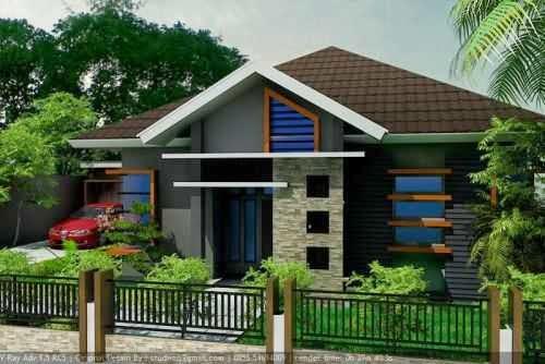 Model Atap Teras Rumah Minimalis Sederhana