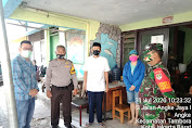 Lurah Angke dan Tiga Pilar Pantau Perayaan Idul Adha  Ditengah Pandemi  Covid-19.