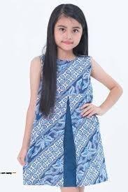 Grosir Baju Batik Anak Muda Keren Baju Batik Anak Perempuan Terbaru