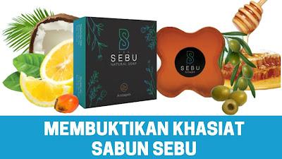 Sabun SEBU Banner